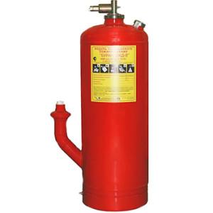 Модуль порошкового пожаротушения Буран-50КД-В